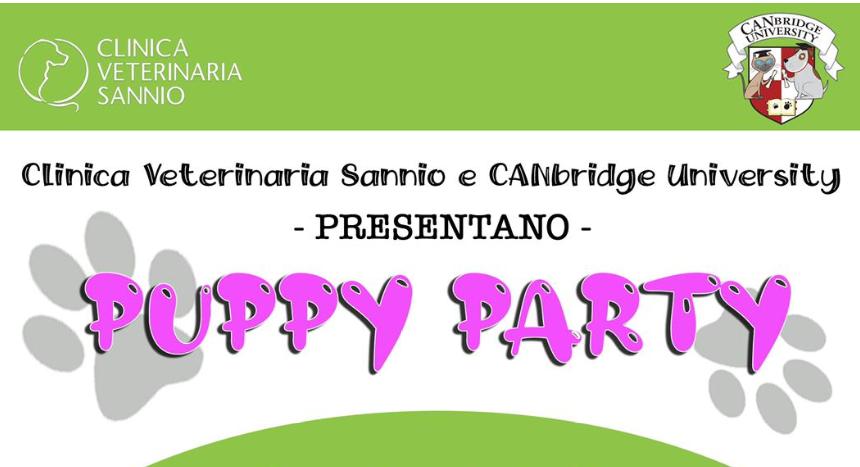 Puppy Party | 26 Giugno 2020
